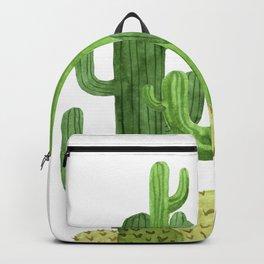 Desert Vacay Three Cacti Backpack