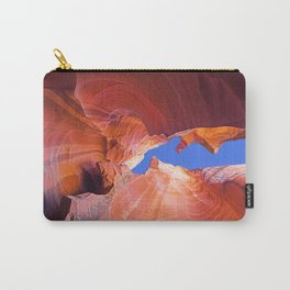 Geology Alive - Time Passages of Antelope Canyon Carry-All Pouch