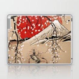 Japan Fishermen Laptop & iPad Skin