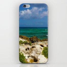 Cozumel, Mexico Ocean iPhone Skin