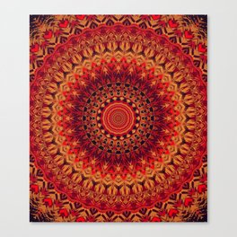 Mandala 261 Canvas Print