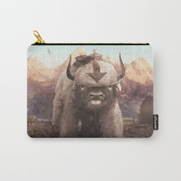 Appa in the Mountains Carry-All Pouch