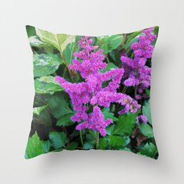 Private Confessions Throw Pillow