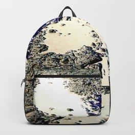 Mud Puddle Reflection Backpack