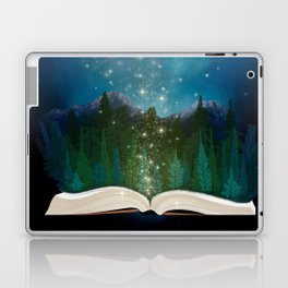 Open Your Imagination Laptop & iPad Skin