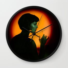Fade Out Wall Clock