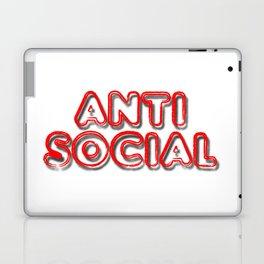 Anti Social Laptop & iPad Skin