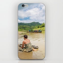 Bandarban iPhone Skin