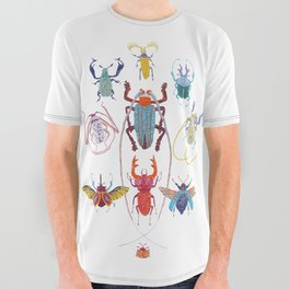 Stitches: Bugs All Over Graphic Tee