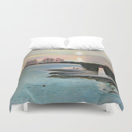 The Islands Of The Bahamas - Nassau Paradise Island Duvet Cover