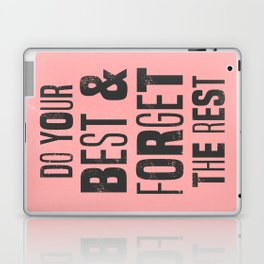 do your best Laptop & iPad Skin