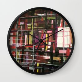 Apt. Japan. Wall Clock