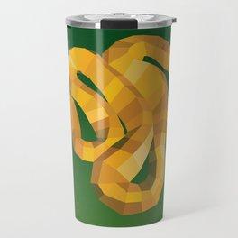 Geometric Viper Travel Mug