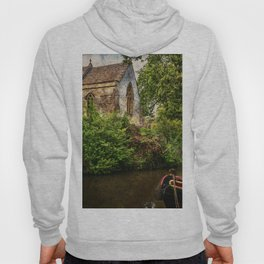 Church By The Oxford Canal Hoody