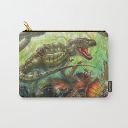 Tyrant Lizard King Carry-All Pouch