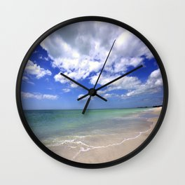 Peaceful Waters Wall Clock