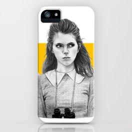 Suzy Bishop iPhone Case