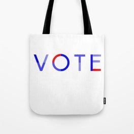 Vote Baby Vote 040616 Tote Bag
