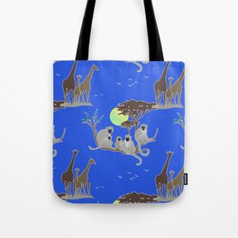 Plains Of Africa 2 Tote Bag