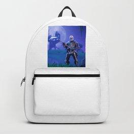 Fortnit Skull Trooper Backpack