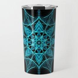 """""""Shiver"""" mandala Travel Mug"""