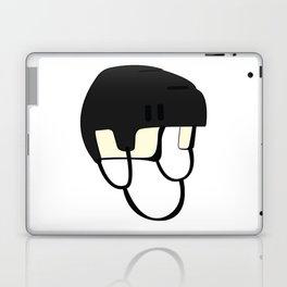 Hockey Helmet Laptop & iPad Skin