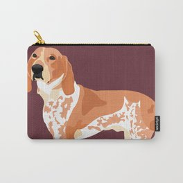 George Standing Carry-All Pouch