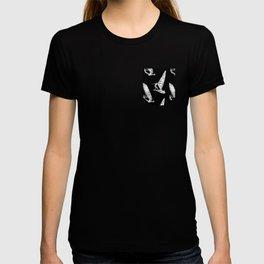 Windsurf Pattern black T-shirt