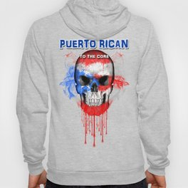 To The Core Collection: Puerto Rico Hoody