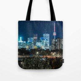 Urban Nights, Urban Lights #7 Tote Bag