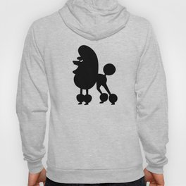 Angry Animals - French Poodle Hoody