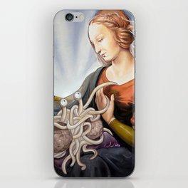 Intelligent Design or Pasta Divine? iPhone Skin