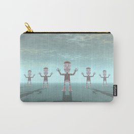 Characters Made of Stone Carry-All Pouch