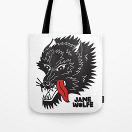 Wolfe Tote Bag