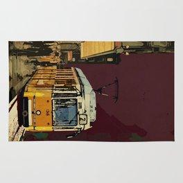 Tram 2 Art Deco Rug