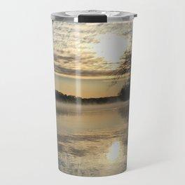 Robious Landing Sunrise Travel Mug