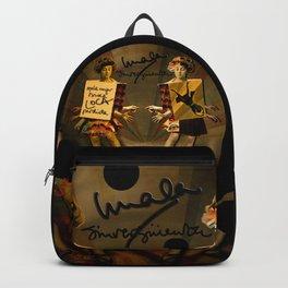 """""""Mala mujer"""" Backpack"""