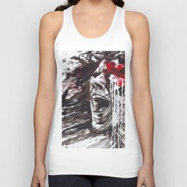 The Pain of Cluster Headache Unisex Tank Top