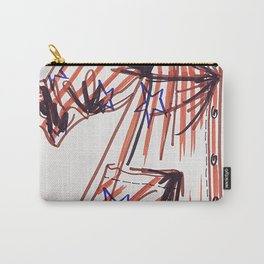 shirtdress Carry-All Pouch