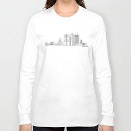 Skyline - Winnipeg Long Sleeve T-shirt