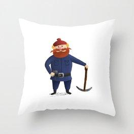 Yukon Cornelius 2016 Throw Pillow
