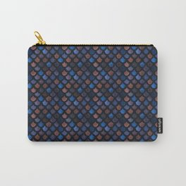 Mermaid Galaxy Scales Carry-All Pouch