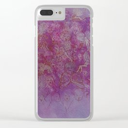 Answered Prayers Clear iPhone Case