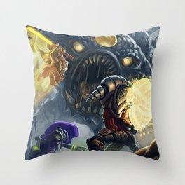 Roshan Throw Pillow