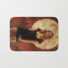 Buffy Summers Vampire Slayer Bath Mat