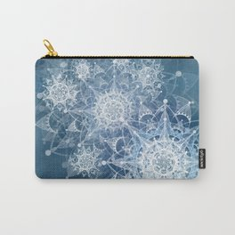 Catch on My Tongue, But since I was Driving, Just Hypnotized Instead Carry-All Pouch