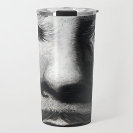 I am drugs ( Salvador Dali ) Travel Mug