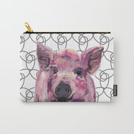 Precious Pig Carry-All Pouch