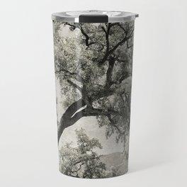 Quercus suber. Retro Travel Mug