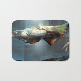 Space Port Bath Mat
